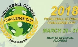 Pickleball Global Challenge Cup 2018