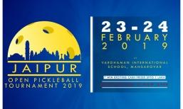 Jaipur Pickleball Open 2019