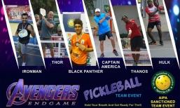 Avengers Pickleball Tournament