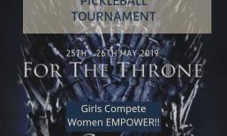 Game of Thrones Ladies Tournament
