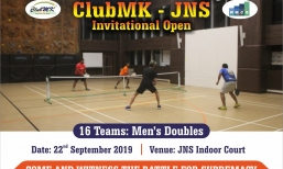 ClubMK - JNS Invitational Open
