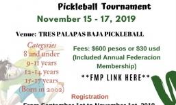 Junior Revolution Pickleball Tournament