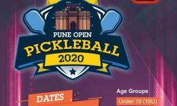 Pune Open Pickleball 2020