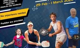 1st Gujarat Open Pickleball Tournament