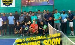 Pavan's Pickleball Men's League