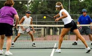 pickleball court rental